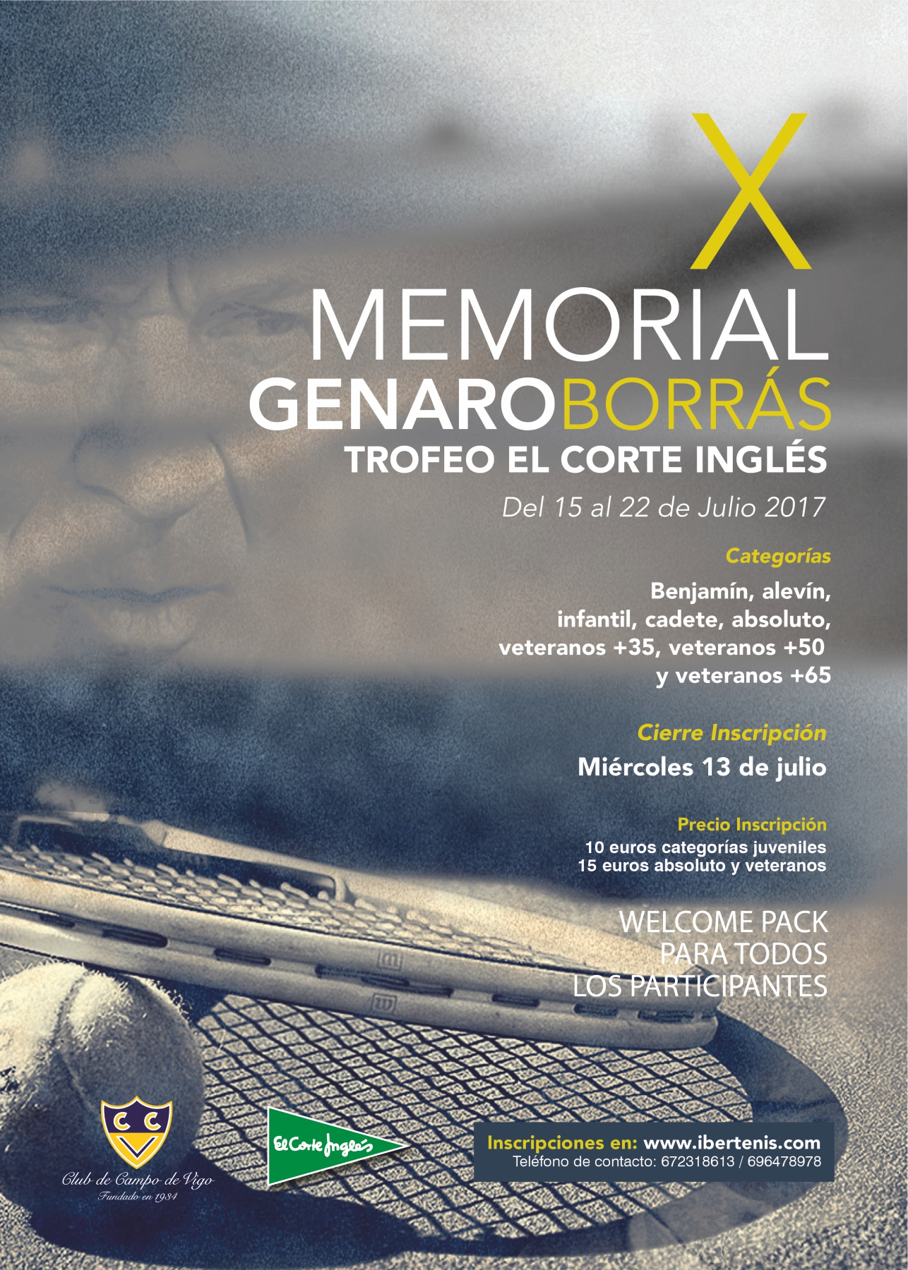 X Memorial Genaro Borrás