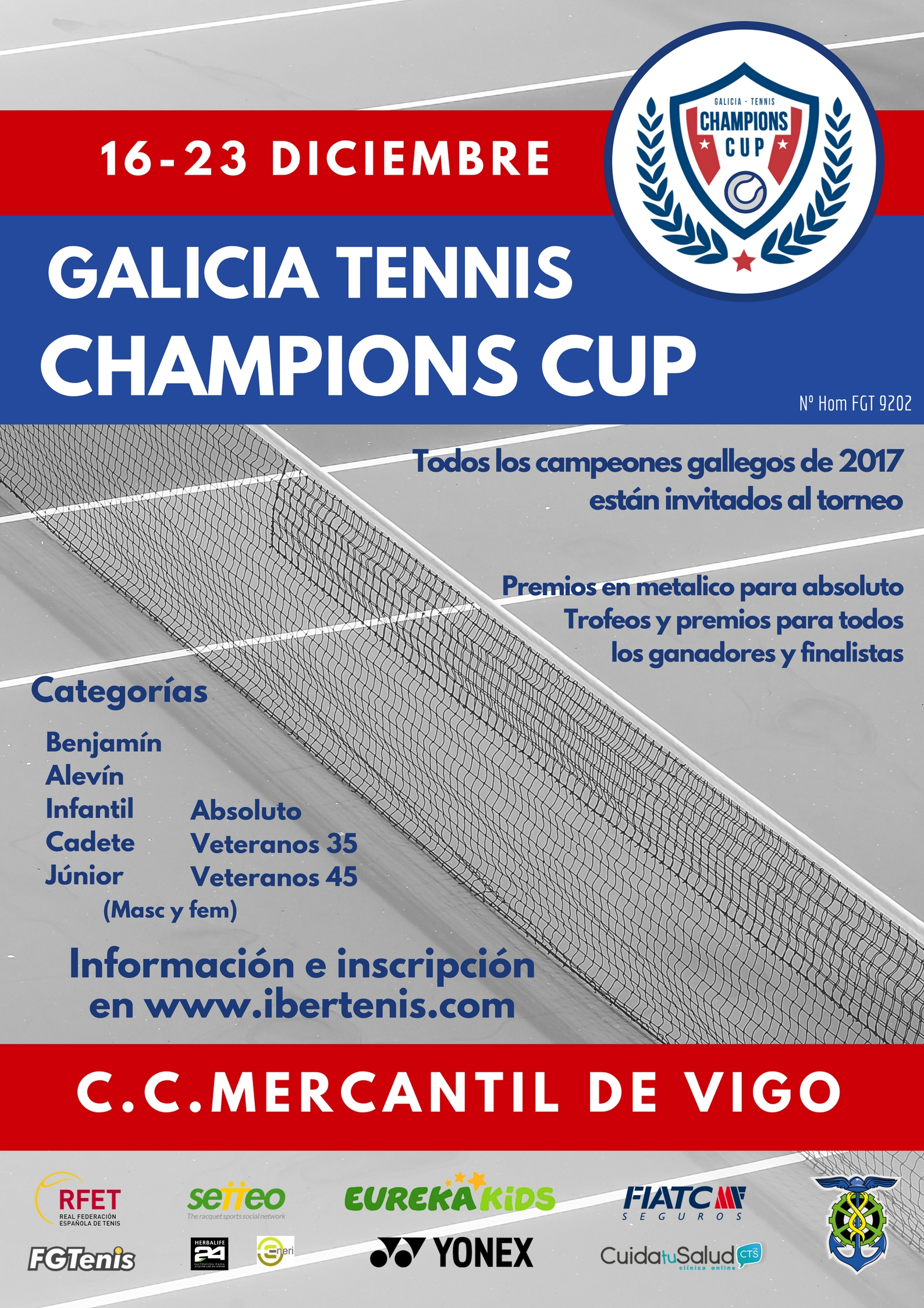 GALICIA TENNIS CHAMPIONS CUP