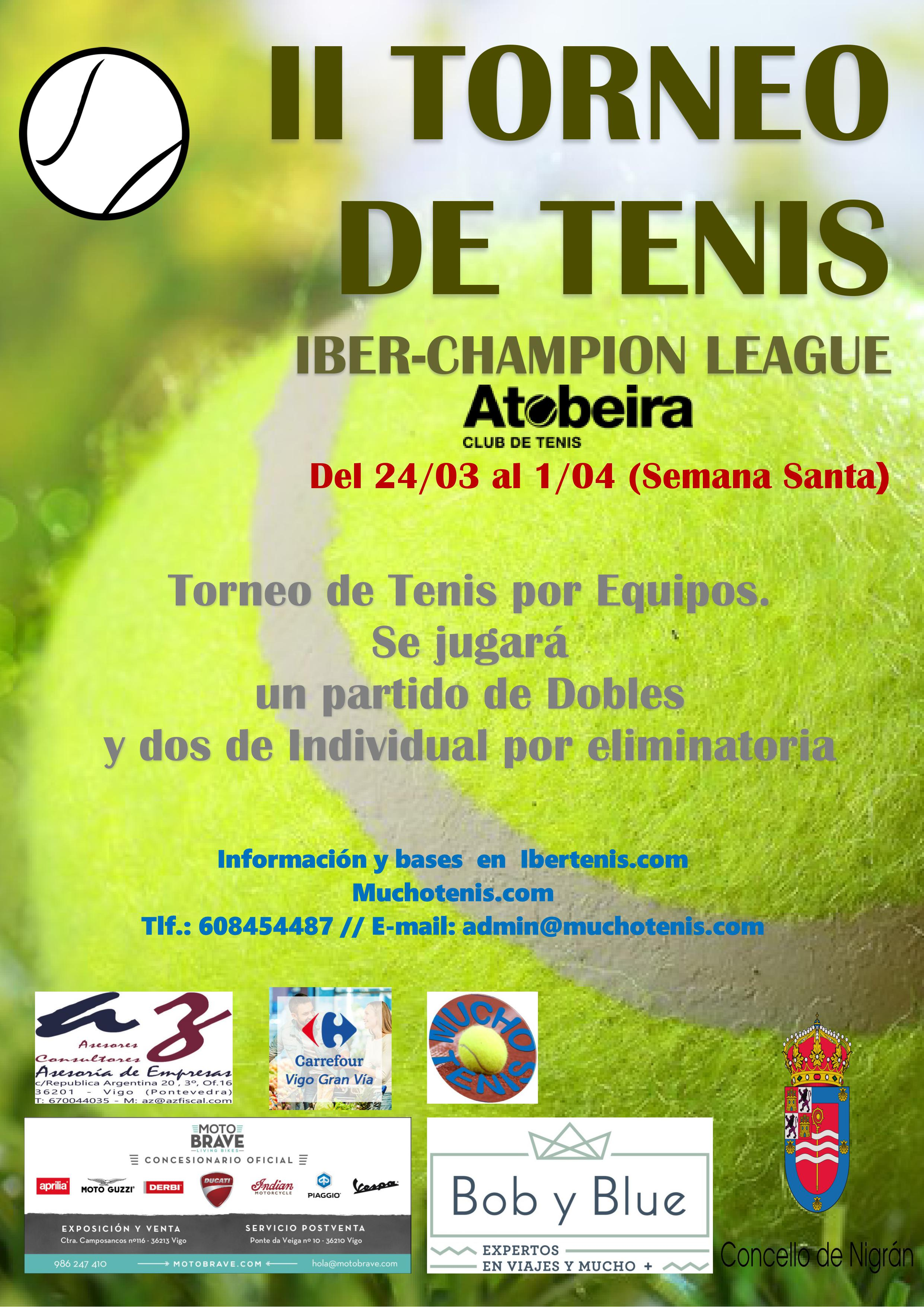 II Torneo Iber-Champion League de Tenis